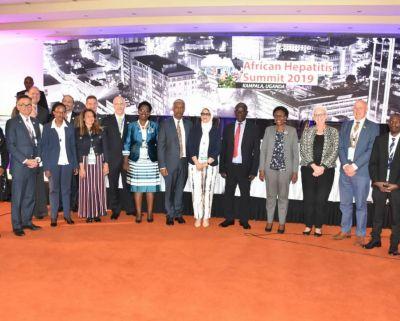 1er sommet africain sur les hépatites à Kampala (Ouganda), du 18 au 22 Juin 2019